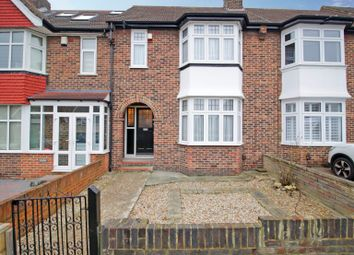 Thumbnail 3 bed terraced house to rent in Further Green Road, Catford