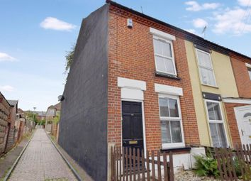 Thumbnail 3 bedroom end terrace house for sale in Bell Road, Norwich