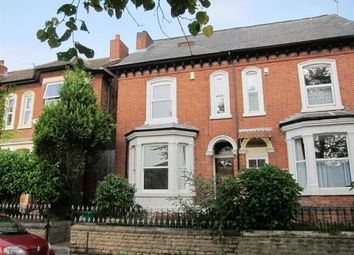 Thumbnail 3 bed semi-detached house for sale in Gawthorne Street, New Basford, Nottingham