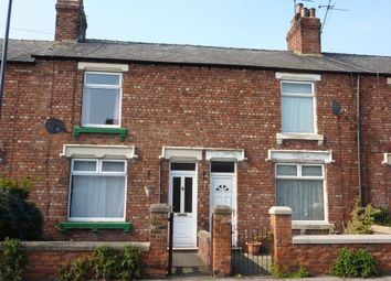Thumbnail 2 bed terraced house to rent in Kelvin Terrace, Northallerton