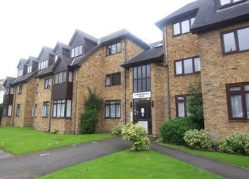Thumbnail 1 bed flat to rent in Gainsborough Lodge, Hindes Road, Harrow