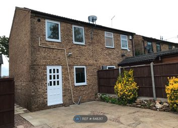 Thumbnail 2 bed semi-detached house to rent in Plantaganet Street, Nottingham