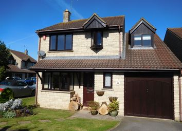 Thumbnail 4 bed detached house to rent in Godwins Close, Atworth, Melksham