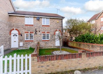 Thumbnail 2 bed end terrace house for sale in Osprey Road, Waltham Abbey, Essex