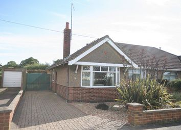 Thumbnail 2 bed semi-detached bungalow for sale in Coppice Drive, Northampton