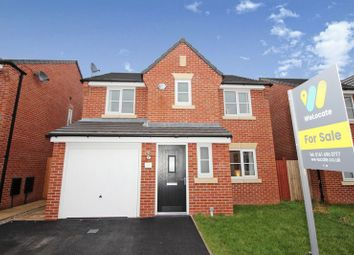 Thumbnail 4 bedroom detached house for sale in Dumers Chase, Radcliffe, Manchester