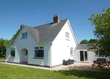 Thumbnail 4 bedroom detached bungalow for sale in Red Lane, Rosudgeon, Penzance