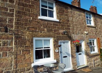 Thumbnail 1 bed cottage to rent in Derwent View, Belper