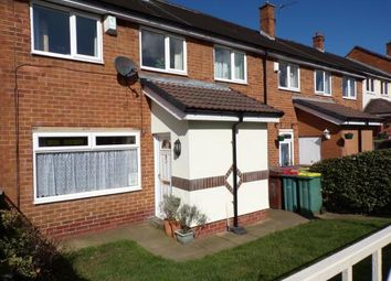 Thumbnail 3 bed terraced house for sale in Grange Avenue, Ribbleton, Preston, Lancashire