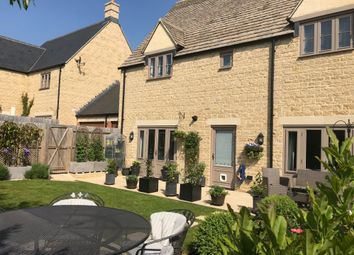 Thumbnail 4 bed detached house for sale in Ovens Close, Cirencester