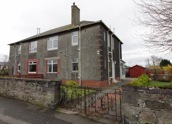 Thumbnail 2 bed flat for sale in Seaforth Road, Ayr