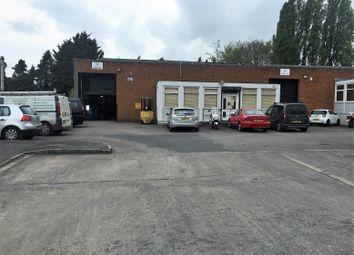 Thumbnail Industrial to let in Yelverton Road, Brislington, Bristol