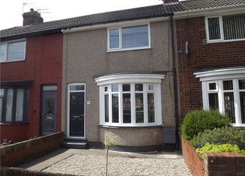 Thumbnail 3 bed terraced house to rent in Cambridge Terrace, Bowburn, Durham
