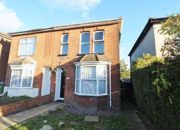 Thumbnail 3 bed semi-detached house for sale in The Colonnade, Bridge Road, Southampton