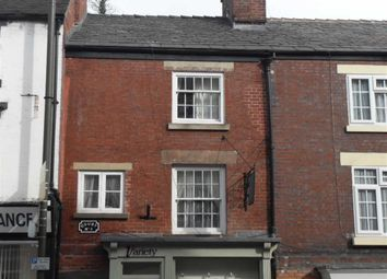 Thumbnail 2 bed flat to rent in St Edward Street, Leek, Leek