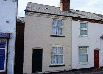 Thumbnail 2 bed end terrace house for sale in Wolverhampton Street, Wednesbury