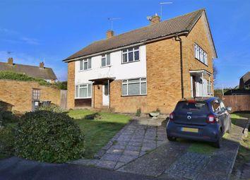 Thumbnail 3 bed semi-detached house for sale in Wyatt Close, Borough Green, Sevenoaks