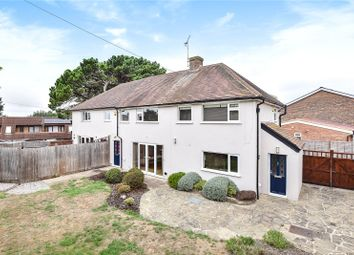 Thumbnail 3 bed cottage for sale in Carlton Cottage, Bird Lane, Harefield