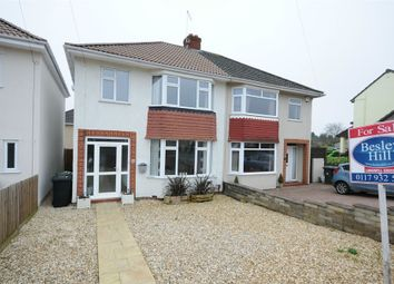 Thumbnail 3 bed semi-detached house for sale in Cadbury Heath Road, Warmley, Bristol, South Gloucestershire