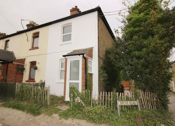 Thumbnail 2 bed end terrace house to rent in Grove Road, Upper Halling, Rochester