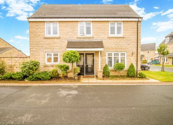 Thumbnail 4 bed detached house for sale in Hazel Fold, Queensbury, Bradford