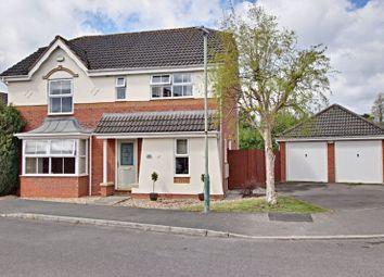 Thumbnail 4 bed detached house for sale in Castley Road, Hilperton, Trowbridge