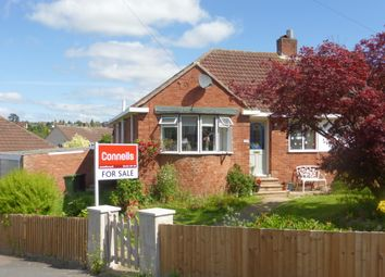 Thumbnail 2 bed semi-detached bungalow for sale in Underhill Road, Hereford
