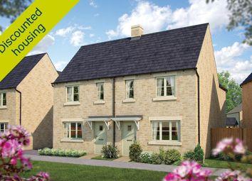 "Thumbnail 2 bed semi-detached house for sale in ""The Lemington"" at Todenham Road, Moreton-In-Marsh"