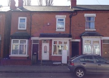 Thumbnail 3 bed terraced house for sale in Newcombe Rd, Handsworth, Birmingham