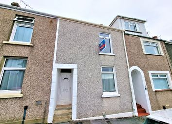 Thumbnail 2 bed terraced house for sale in Chesshyre Street, Brynmill, Swansea, City And County Of Swansea.