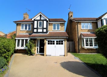 4 bed detached house for sale in Drake Road, Chafford Hundred, Grays RM16