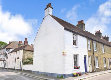 Thumbnail 2 bed end terrace house for sale in Vicarage Lane, Sandwich, Kent