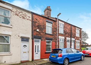 2 bed terraced house for sale in Mars Street, Stoke-On-Trent, Staffordshire ST6