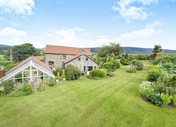 Thumbnail 6 bed detached house for sale in Ingleby Greenhow, Great Ayton, North Yorkshire, England