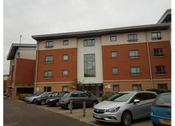 Thumbnail 2 bedroom flat to rent in West Cotton Close, Northampton