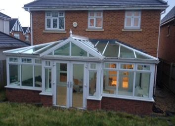 Thumbnail 4 bed detached house for sale in Moorcroft Court, Chester