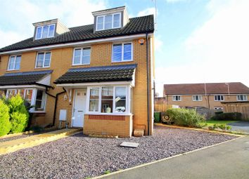 Thumbnail 3 bed semi-detached house for sale in Cheal Way, Wick, Littlehampton