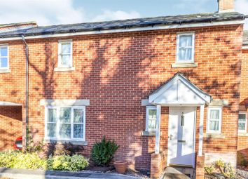 Thumbnail 3 bed town house for sale in Crossberry Way, Helpston, Peterborough