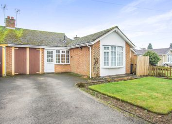 Thumbnail 2 bed semi-detached bungalow for sale in Sedgemere Grove, Balsall Common, Coventry