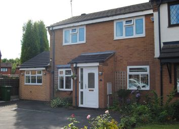 Thumbnail 3 bed semi-detached house to rent in Morston, Dosthill, Staffordshire