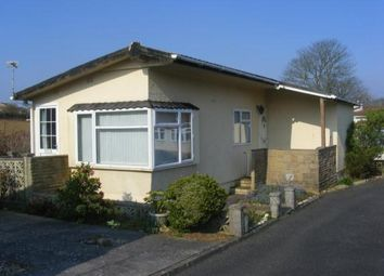 Thumbnail 2 bedroom mobile/park home for sale in Helston, Cornwall