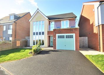Thumbnail 3 bed detached house for sale in The Moorings, Fleetwood, Lancashire