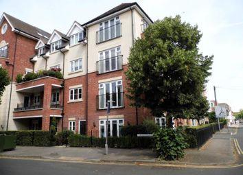 Thumbnail 2 bedroom flat to rent in Rosemount Point, West Byfleet, Surrey
