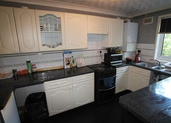 Thumbnail 2 bed flat to rent in Great Gull Crescent, Northampton