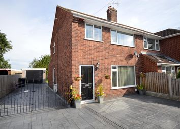 Thumbnail 3 bed semi-detached house for sale in White Road, Staveley, Chesterfield