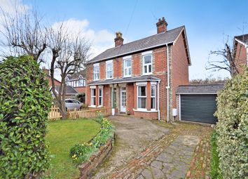 Thumbnail 3 bedroom semi-detached house to rent in Oxenden Road, Tongham, Farnham