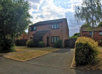 Thumbnail 2 bedroom semi-detached house for sale in Jasmine Close, Pendeford, Wolverhampton