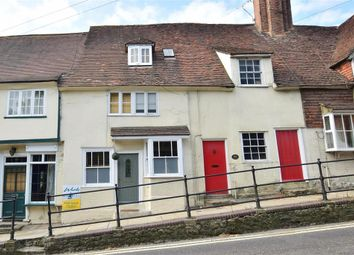 2 bed terraced house for sale in High Street, Tonbridge, Kent TN12