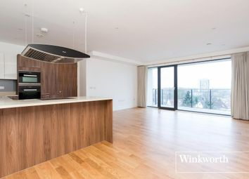 Thumbnail 2 bed flat to rent in Regis Place, 10 Llanvanor Road, London