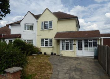 3 bed semi-detached house for sale in Montacute Road, New Addington, Croydon CR0
